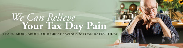 We Can Relieve Your Tax Day Pain