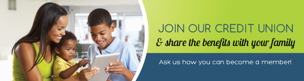 Join our credit union
