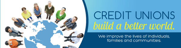 Credit unions build a better world