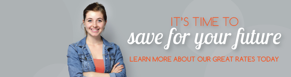 It's time to save for your future