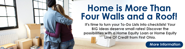 Home is More Than Four Walls and a Roof!