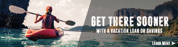 Get There Sooner with a Vacation Loan or Savings
